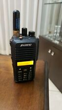 Puxing PX820 Digital  Encrypted Trunking two way radio programmable SHIP WW