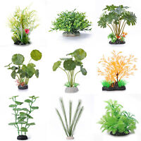 Aquarium Kunststoff Gras künstliche Pflanze anzeigen Aquarium Dekoration aquatis