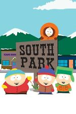 "South Park Animated Series 11""x17"" Poster Print"