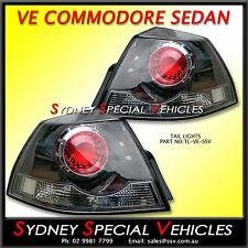 VE COMMODORE SSV TAIL LIGHTS, BRAND NEW TAIL LAMPS, FOR OMEGA SS SV6 SS-V SEDAN