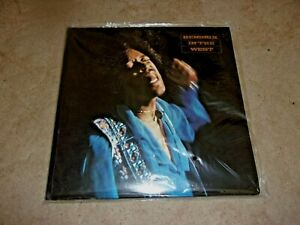 JIMI HENDRIX - IN THE WEST ; 2 x Vinyl LP , New & Sealed , rare 2011 edition