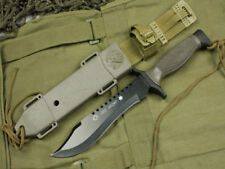 "12"" AITOR Kukri Knives Survival Military Camping Hunting Knife Messer Jagdmesser"