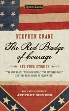 The Red Badge of Courage and Four Stories by Stephen Crane (2011, UK- A...