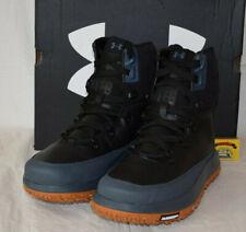 Under Armour Fat Tire Govie Hiking Boots UK7.5-8 Michelin Black EU41.5 US8.5