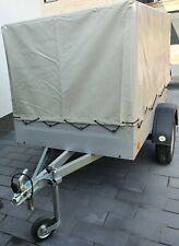 PKW Anhänger 750 kg Spriegel und Plane Stützrad Keil Netz Garantie NP 750?