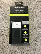 puregear steel 360 Tempered Glass Screen Protector for iPhone 11 Pro/Xs/X