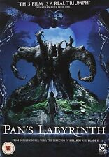 Pans Labyrinth 2007 Ivana Baquero, Ariadna Gil, Sergi López NEW SEALED UK R2 DVD
