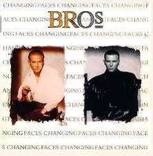 BROS- CHANGING FACES. CD.