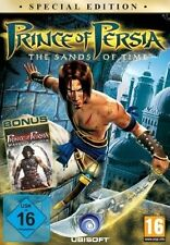 Prince of Persia-Special Edition (Sands of Time & Warrior Within) (PC) - NUOVO