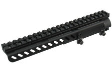 Leapers UTG PRO SKS Receiver Cover Scope Mount w/22 Slots Shell Deflector MTU017