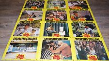 stallone OVER THE TOP  bras de fer ! jeu photos cinema lobby card