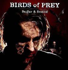 Sulfur and Semen by Birds of Prey (CD, Jan-2008, Relapse) Free Ship #KD63