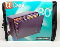 Case Logic CD Case 30 Disc Capacity ⭐️ USA SELLER  Free Shipping USA   ✓  ✓