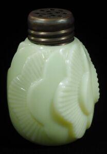 Dithridge - No. 50 SUNSET - Custard Opaque Shaker (1)