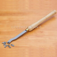 1PCS Interchangable HSS Cutter Hollow Woodturning Tool Gouge Wood Carving Tool