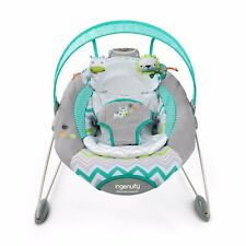 Brand New Ingenuity SmartBounce Automatic Bouncer Timer Harness Ridgedale Baby