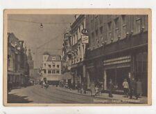 Njemegen Burchtstraat Netherlands Vintage Postcard 405b