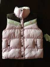 NEW!Reversible Winter Vest O'neill Size M, Color Pink, Brown and Beige