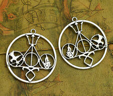 3 Pcs The Novel Classic Movie Mix the Mortal Instruments /Hot Charms