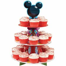 Disney Mickey Mouse Clubhouse 3-tier Cupcake Stand