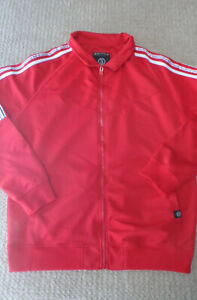 Billionaires Club Track Jacket MCM Legendary Switch Adult Size XL Red