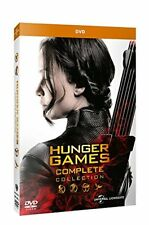 /5053083069933/ Hunger Games - complete Collection (4 Dvd) DVD Universal Pictu
