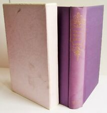 1964 HARRIETTE WILSONS MEMOIRS Folio Society box illust Published and be Damned