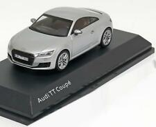 AUDI TT COUPE 8S 2014 SILVER METAL KYOSHO 5011400413 1/43 SILBER ARGENTE