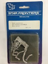 1983 TSR D&D Star Frontiers Miniatures 1 Figure #5801 Queequeg