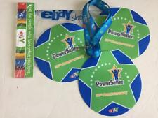 Ebayana lot 3 mouse pads 1 lanyard bookmarkers Live Chicago 2008