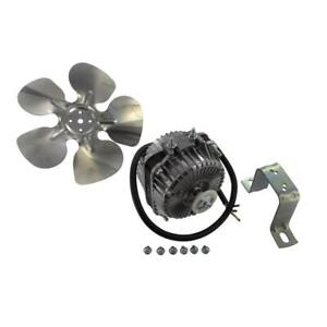 Universal Fridge Freezer Fan Motor Fan & Bracket 5W 5 Watt Spare