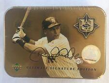 2005 Upper Deck Ultimate Signature Edition Factory Sealed Baseball Hobby Box Tin