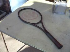 Wimbledon 100% Graphite Full Size Tennis Racquet w 4 3/8 Leather Grip