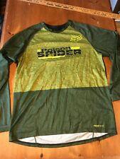 FOX Racing Mountain Bike T-Shirt Jersey MOAB Utah Poison Spider M