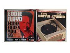 Eddie Floyd Steve Cropper Eddie Cavaliere Poster Loves Booker T and The Mgs T. &