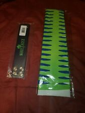 jeff hardy wwe authentic sleeve and leather wristband 3 piece set new!