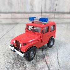 ROCO  - 1:87 - Feuerwehr - Jeep Wrangler -  -#Q20539