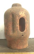 Steel Threaded Oxygen / Acetylene or (?) Tank Cap