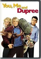DVD - Comedy - You, Me and Dupree - Owen Wilson - Kate Hudson - Matt Dillon