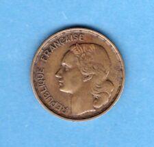 (F.49) 20 FRANCS GEORGES .GUIRAUD 1950 B  4 PLUMES (TTB) RARE