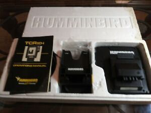 NEW HUMMINBIRD TCR ID-1 SONAR FISH DEPTH TEMP SPEED FINDER SOUNDER HI-DEF SENSOR
