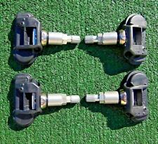 Factory Mercedes Benz Tire Pressure Sensors Set 4 OEM Monitor TPMS A0009050030