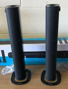 Polaroid 50W Transformable Bluetooth TV Soundbar Or Speakers Optical AUX Remote