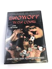 Show Off With Coins MAGIC MAKERS (DVD,2006)
