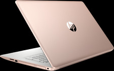 """HP 17-by2008ds Intel Pentium, 8GB RAM, 512GB SSD, 17.3"""" Touch-Screen - Rose Gold"""
