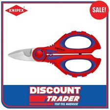 Knipex Universal Shears with a Ferrules Crimp Function 160mm - 950510SB