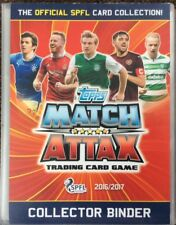 match attax SPFL 16/17 packs of 20 random cards ( including at least 2 shines)