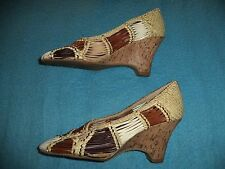 NR NOT RATED SHOES WOMEN'S SIZE 7 1/2 (3 INCH HEEL) NRW067-200