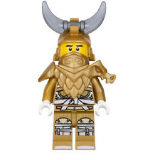Lego Ninjago Minifigura Dragon Master Wu 70655 ** nuevo ** ** ** Genuino