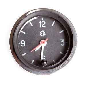 Luch Quartz Car Dashboard Clock Round. Retro, Restoration.12V 2021. from the USA